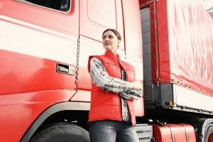 female truck drivers