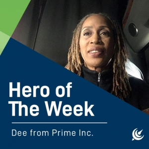 Dee Sova from Prime Trucking