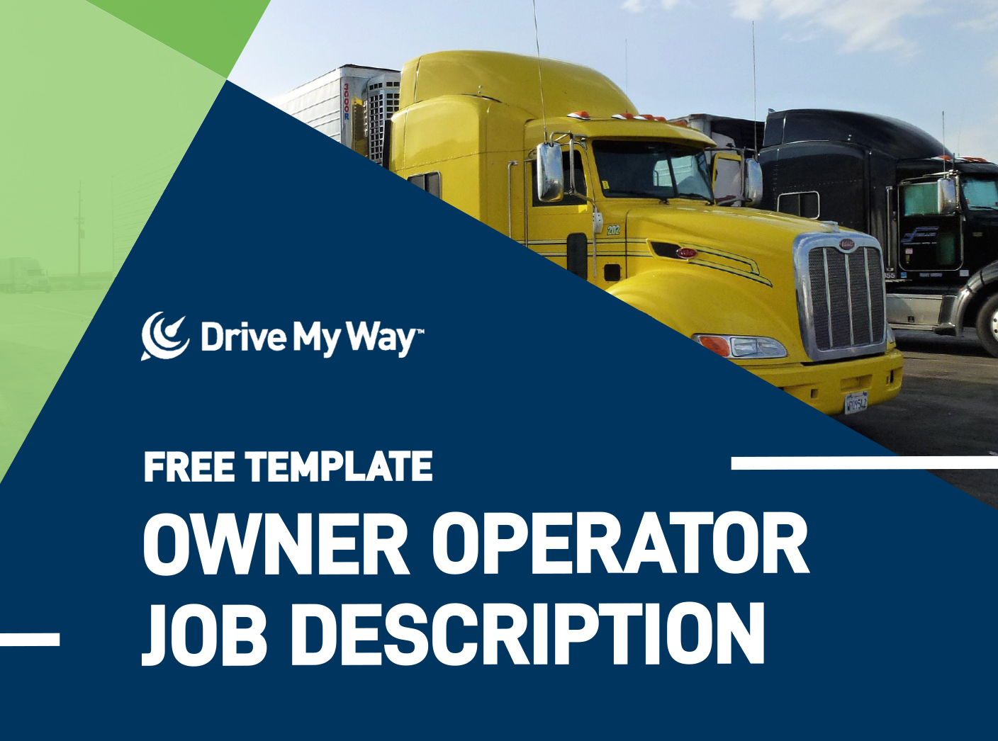 Owner Operator Job Description