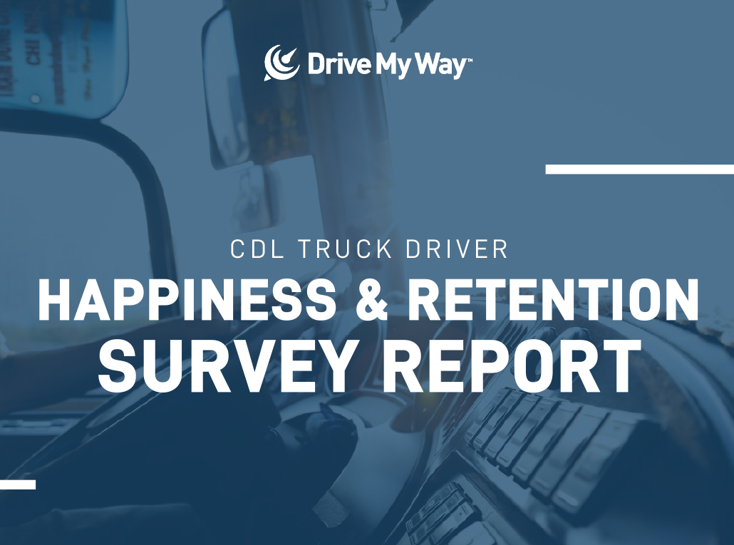 truck driver happiness and retention survey