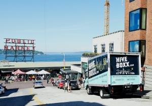 local truck driver in Seattle, WA