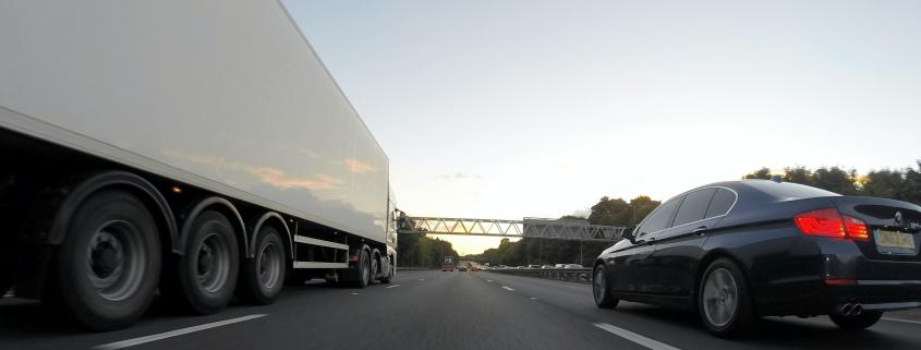 truck accident procedure