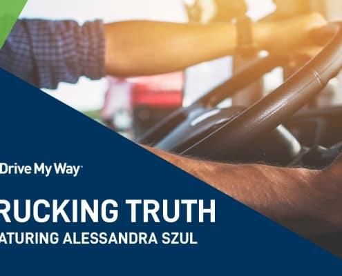 Trucking Truth with Alessandra Szul